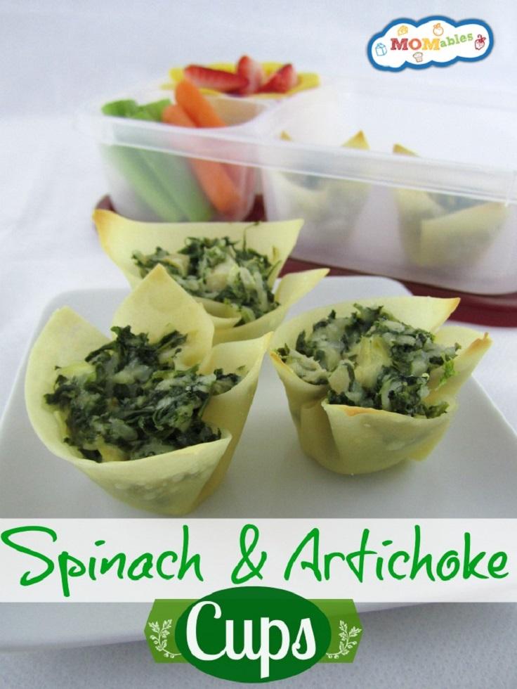 Spinach-Artichoke-cups