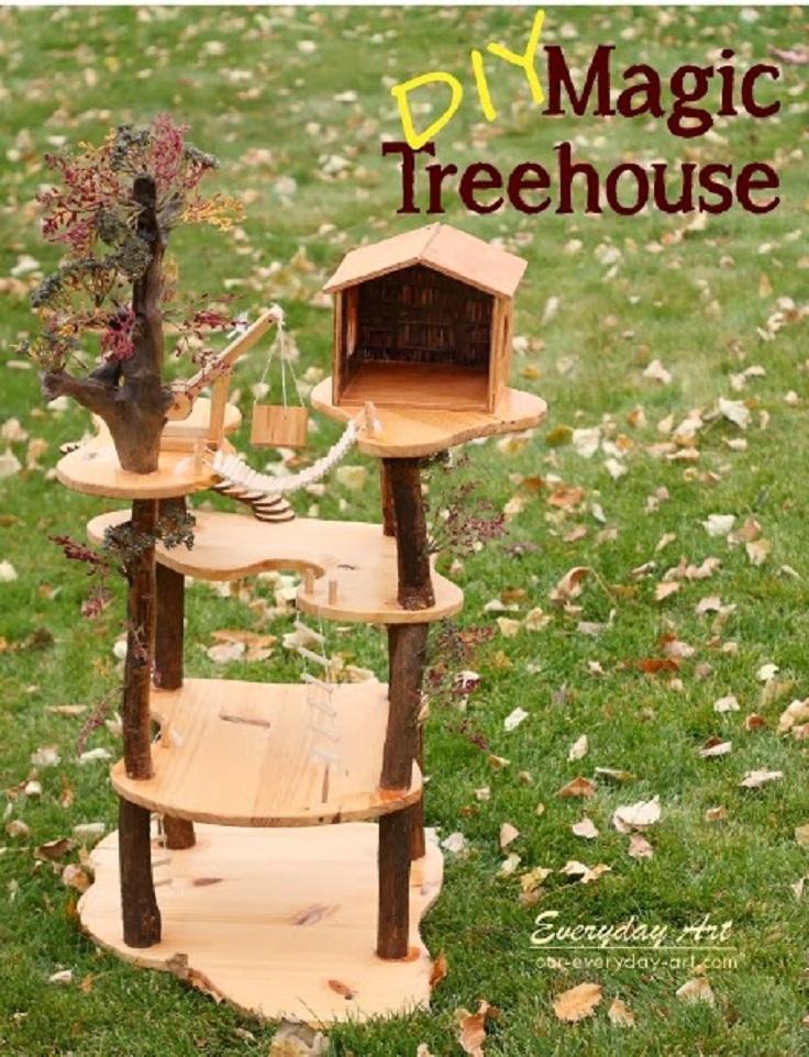 7-Tree-House