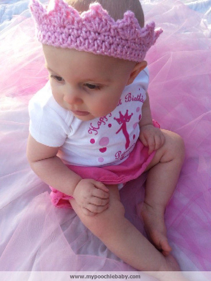 Free Crochet Pattern Baby Crown : TOP 10 Free Patterns For Crochet Crowns and Tiaras Fit for ...