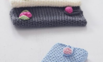 TOP 10 Free Crochet Patterns in Pretty Pastels | Top Inspired