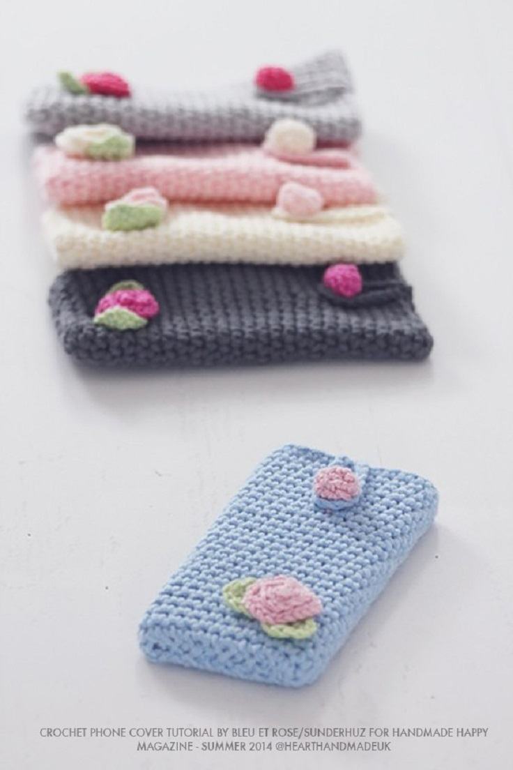 TOP 10 Free Crochet Patterns in Pretty Pastels