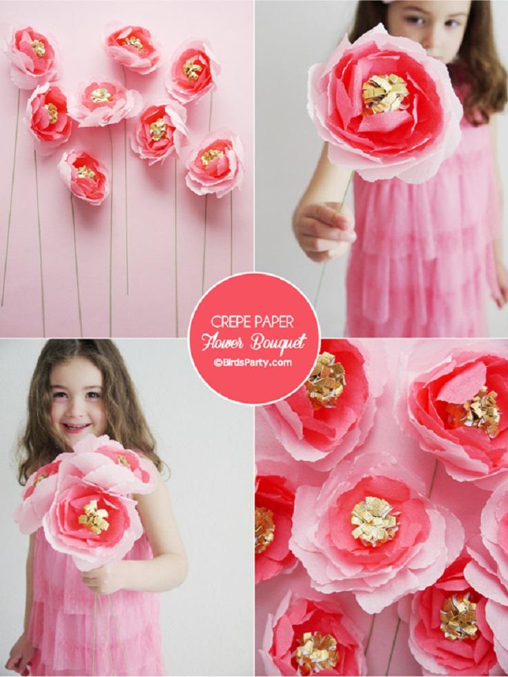 DIY-Crepe-Paper-Flower-Bouquet