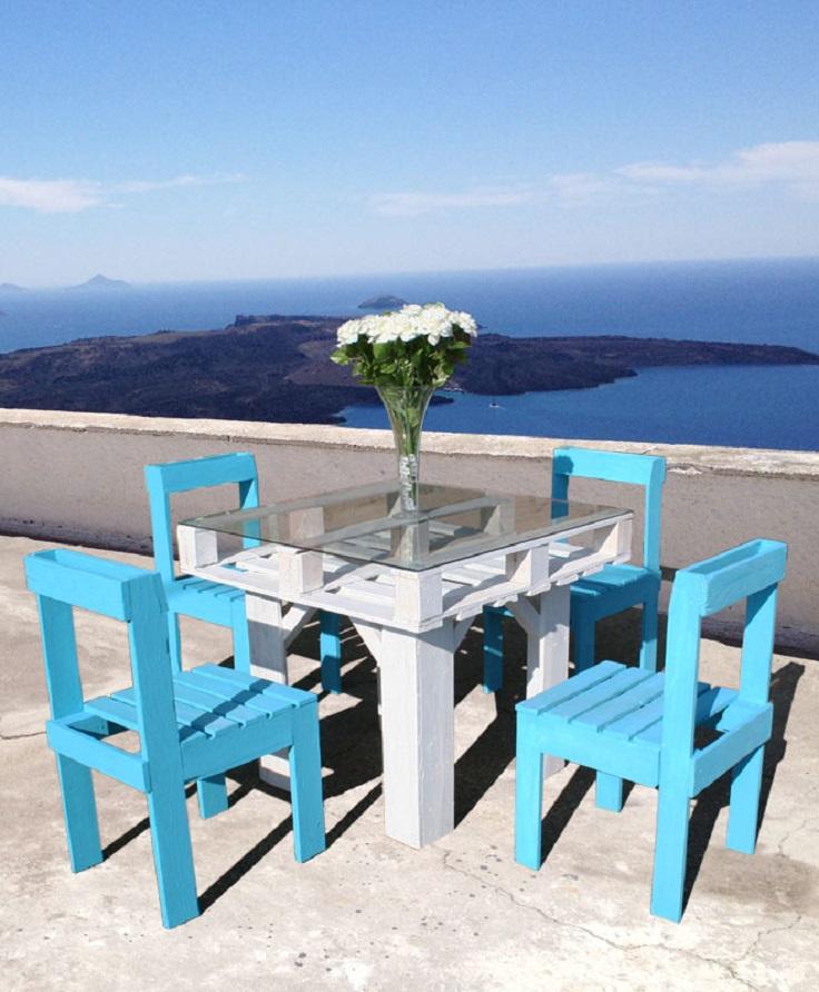 DIY-Pallet-Furniture-Set