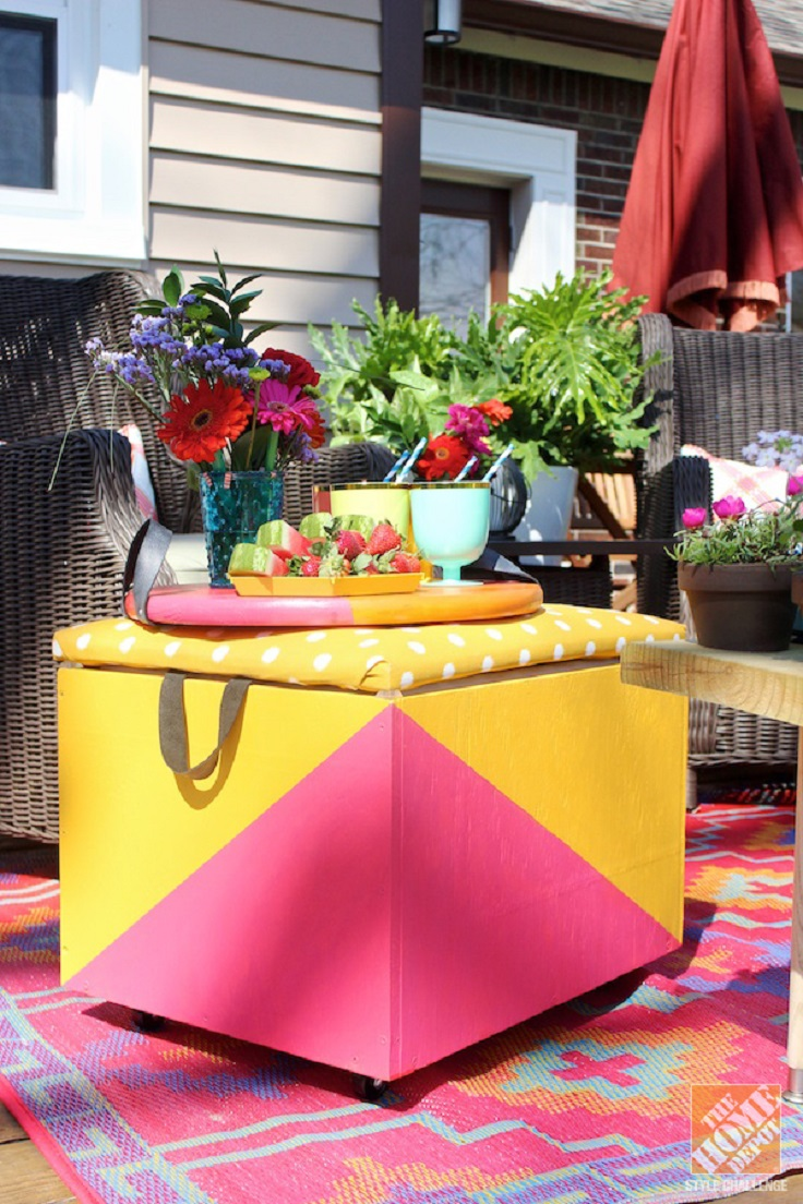 DIY-Rolling-Cooler-Ottoman