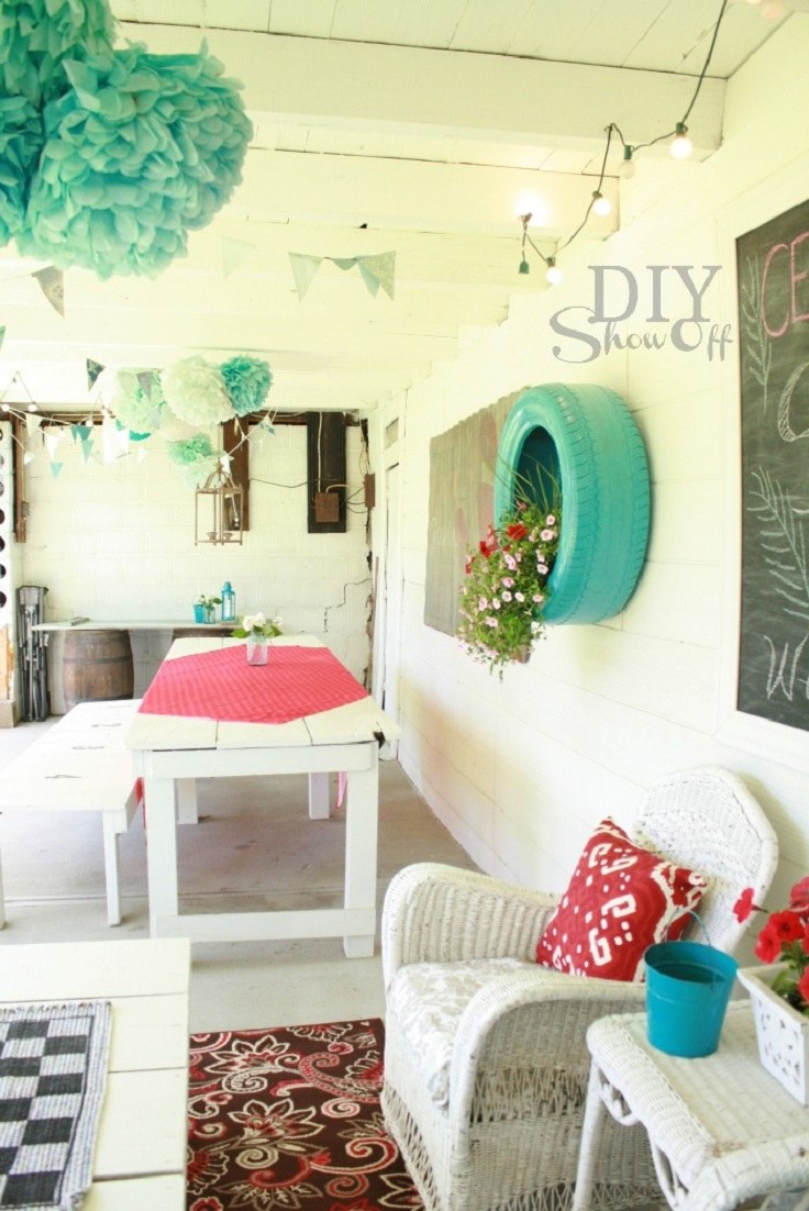 TOP 10 Backyards DIYs You Must Do This Summer - Top Inspired
