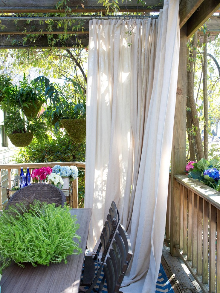 Diy Patio Privacy Screen Ideas: TOP 10 Clever DIY Patio Privacy Screen Ideas