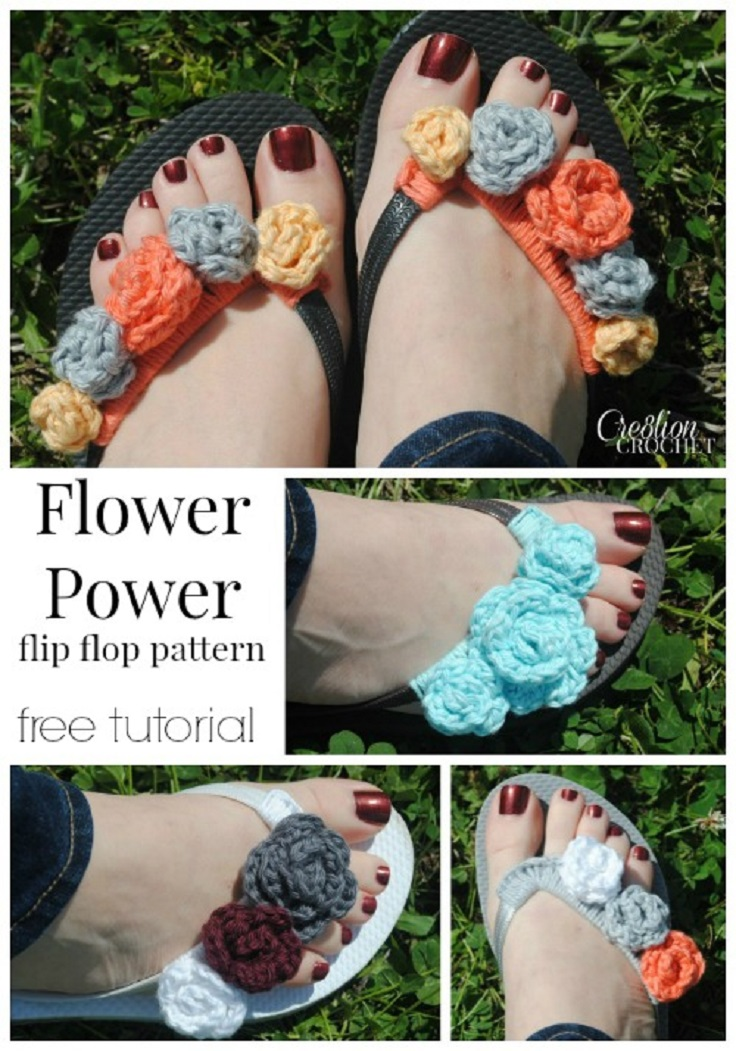 Free-Flip-Flop-Flower-Tutorial