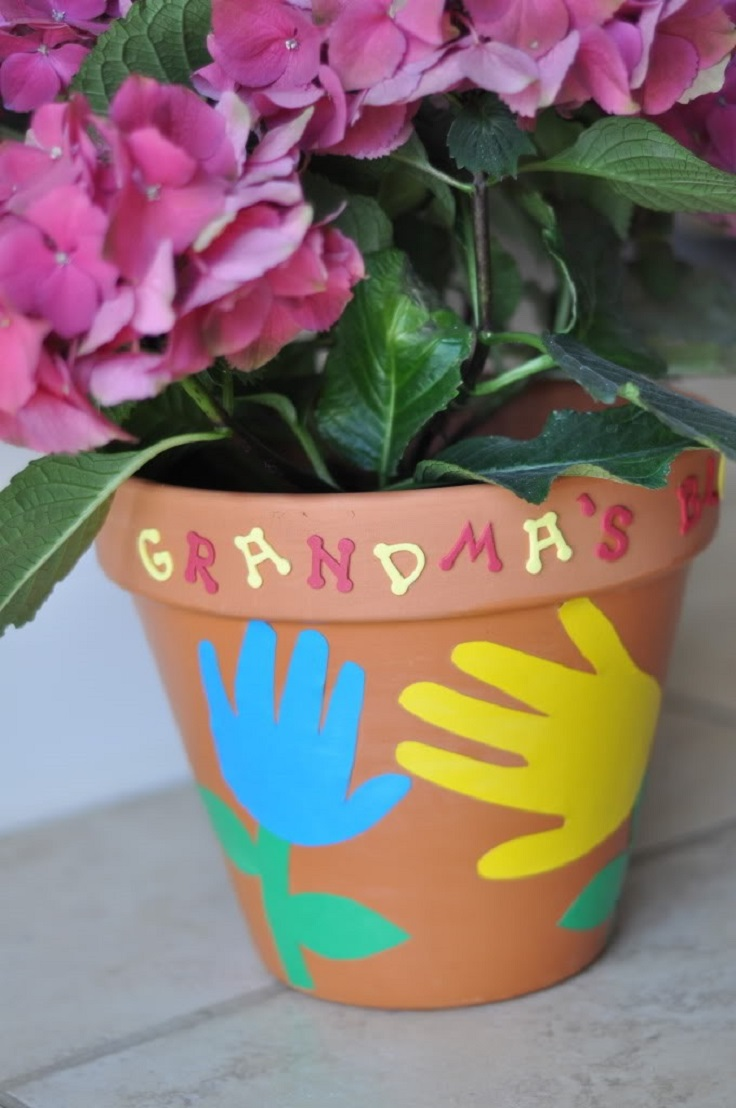 Top 10 creative kid crafts for mother 39 s day top inspired for Fun crafts to do with your mom