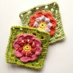 Granny-Square-in-Bloom-pattern-150x150