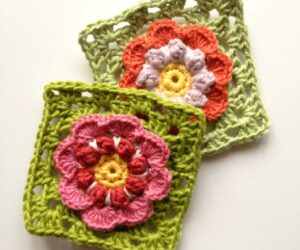Top 10 Free Crochet Granny Square Patterns