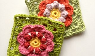 TOP 10 Free Crochet Granny Square Patterns | Top Inspired