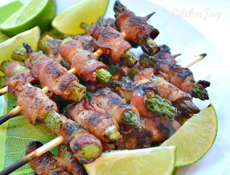 Grilled-Bacon-Wrapped-Asparagus-Skewers