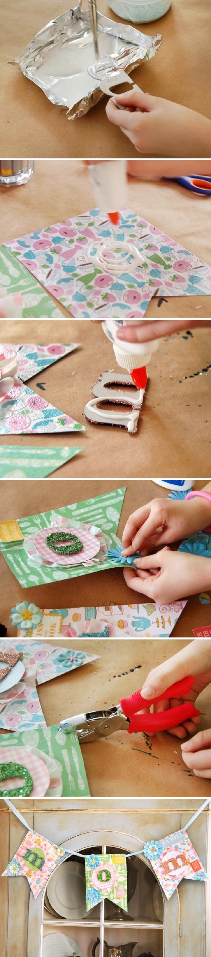 Top 10 creative kid crafts for mother 39 s day top inspired for Crafts to make for your mom