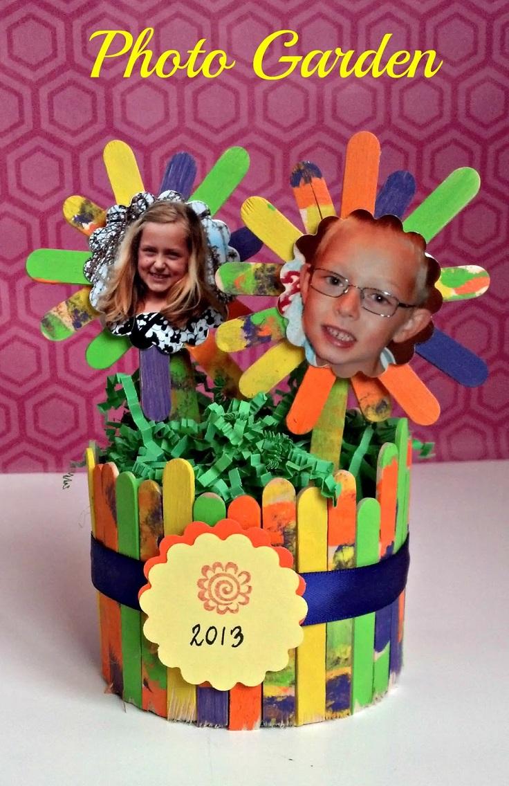 Photo-Garden-Spring-Craft