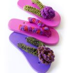 TOP 10 Free Crochet Patterns for Adorable Flip Flops to Get You Ready for Summer | Top Inspired