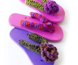 Top 10 Free Crochet Patterns for Adorable Flip Flops