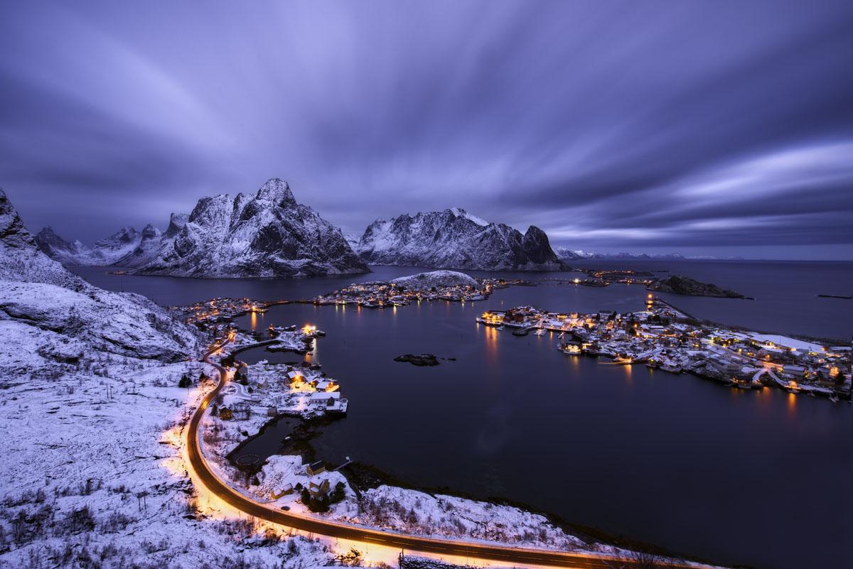 Reine-Norway-winter