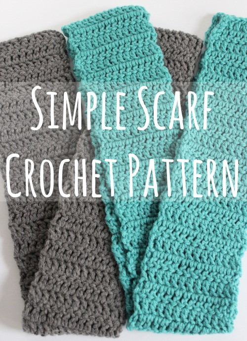 Simple-Scarf-Crochet-Pattern