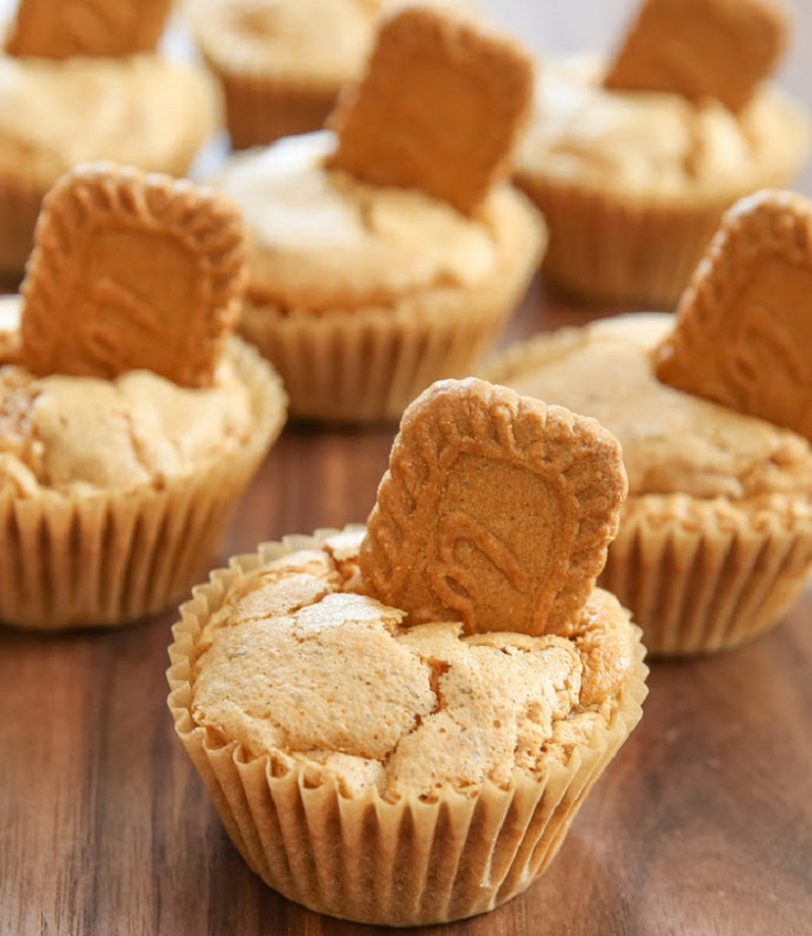 cookie-butter-muffins