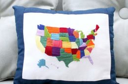 Top 10 DIY Map Gifts For Travel Lovers | Top Inspired
