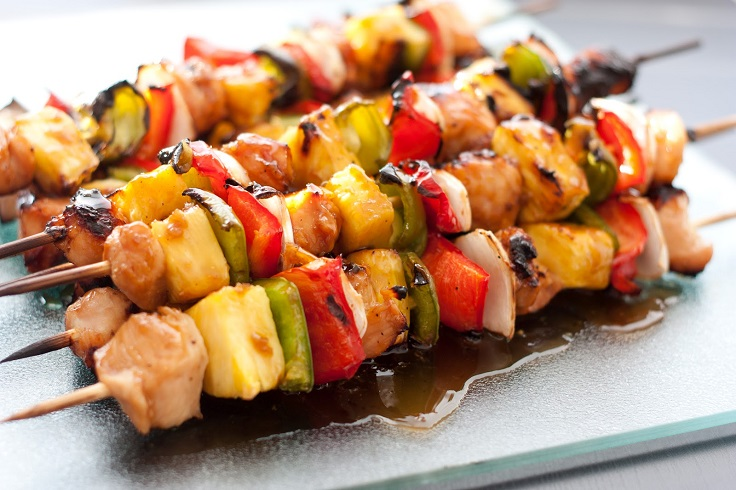 Top 10 Skewer Recipes For Lunch | Top Inspired