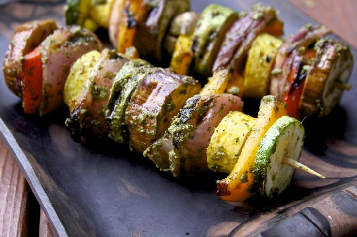 grilled-summer-vegetables-skewers