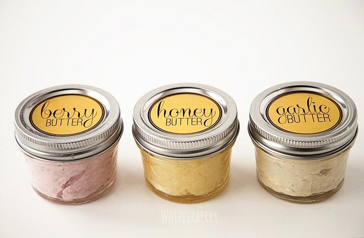 homemade-butter-in-a-jar