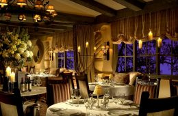 Top 10 Most Luxurious Restaurants In The World | Top Inspired