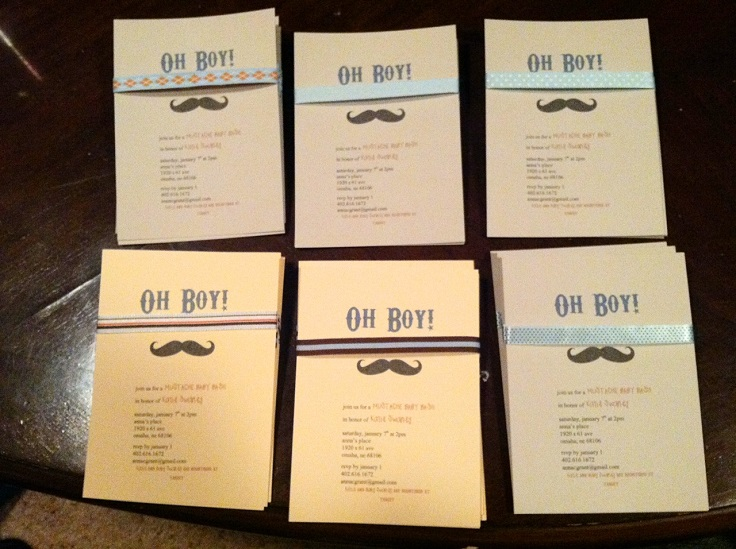 creative diy baby shower invitation ideas, Baby shower invitation