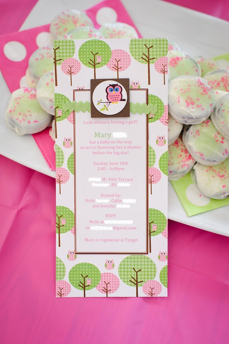 10 Creative DIY Baby Shower Invitation Ideas