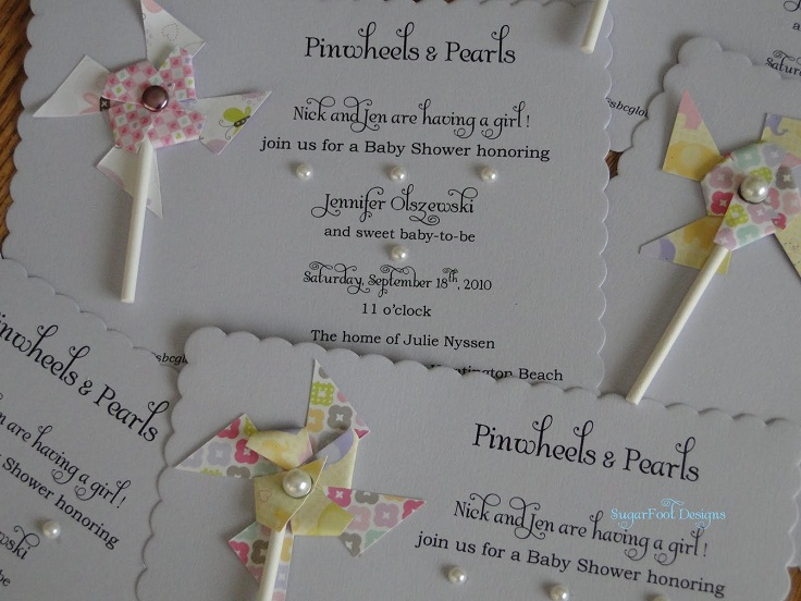 Top 10 Creative DIY Baby Shower Invitation Ideas