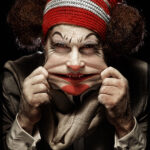 TOP 10 Most Terrifying Photos of Clowns that will give you creeps   Top Inspired