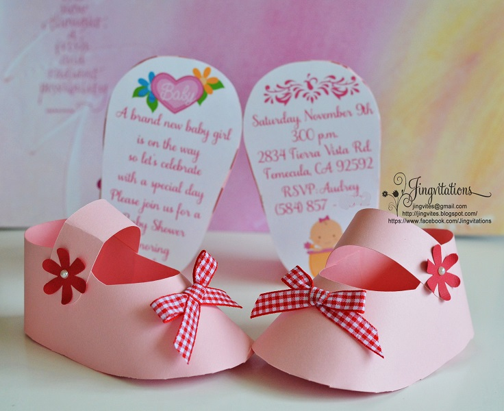 10 creative diy baby shower invitation ideas top 10 creative diy baby shower invitation ideas filmwisefo Images