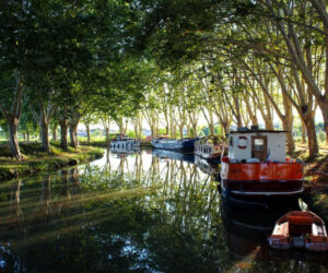 Top 10 Barging Routes in Europe