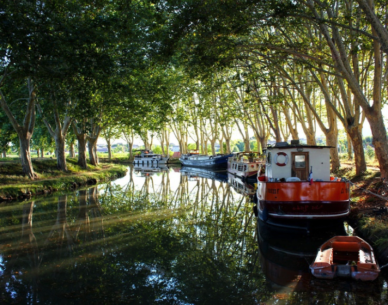 TOP 10 Barging Routes in Europe | Top Inspired