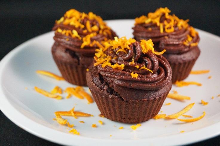 Chocolate-Orange-Cupcakes