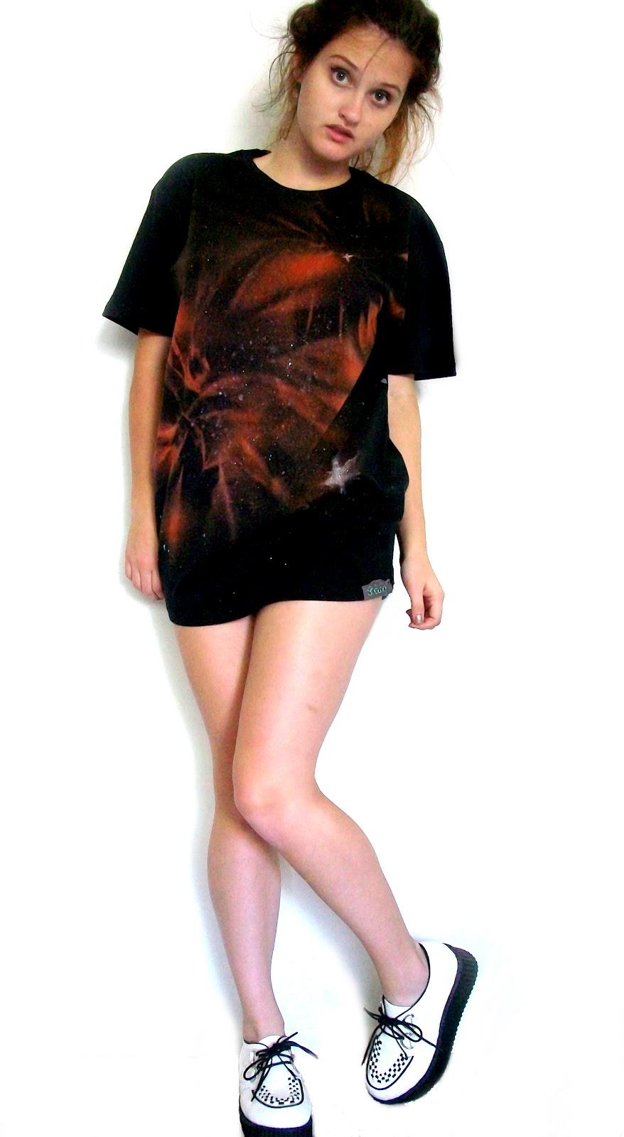 diy nebula shirt - photo #21