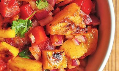TOP 10 Grilled Fruits and Vegetables Recipes | Top Inspired