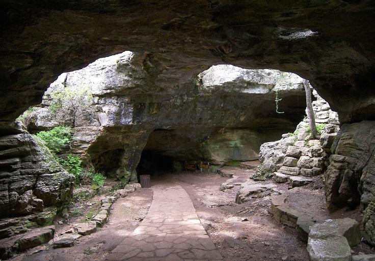 Longhorn-cavern