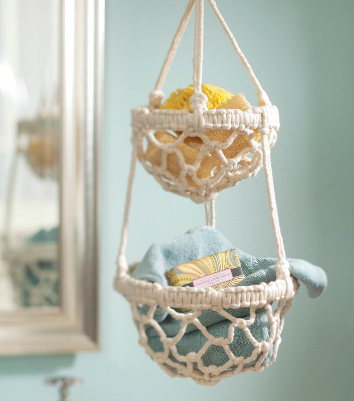 Macrame-Hanging-Basket