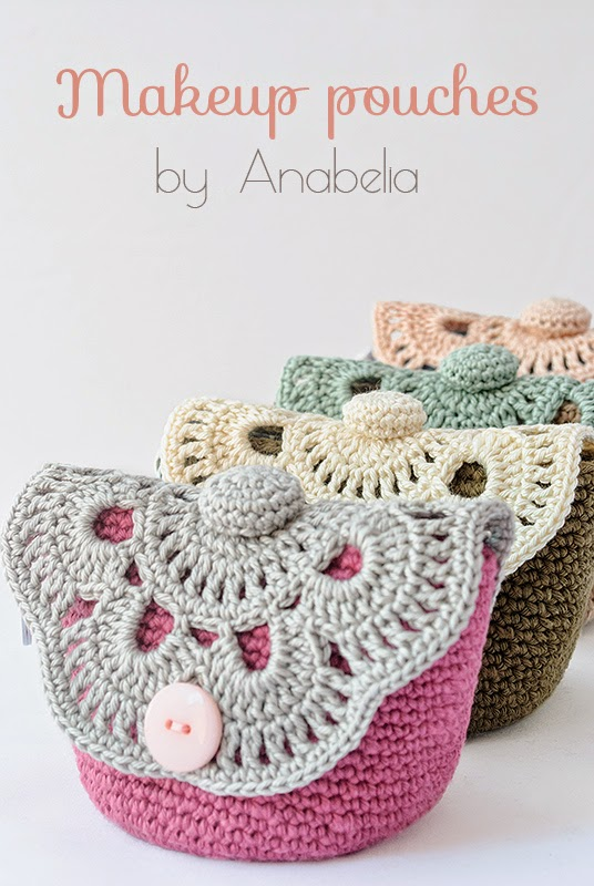 TOP 10 Free Patterns for Crocheted Coin Purses