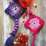 TOP 10 Fun & Free Crocheted Motif Patterns | Top Inspired