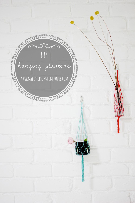 Simple-Macrame-Plant-Hangers