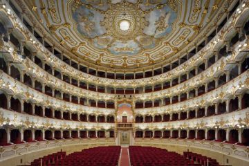 Teatro Municipale Piacenza, Italy, 2010