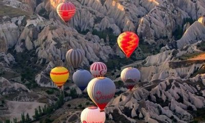 TOP 10 Best Hot Air Balloon Rides | Top Inspired