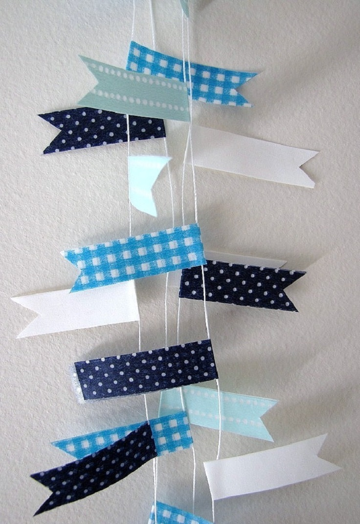 Top 10 fun and easy washi tape projects you can make in 10 for Crafts with washi tape