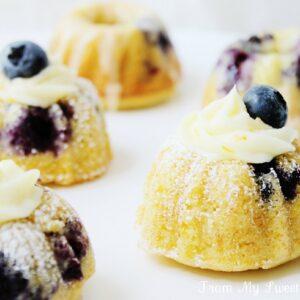 Top 10 Delicious Mini Bundt Cake Recipes | Top Inspired