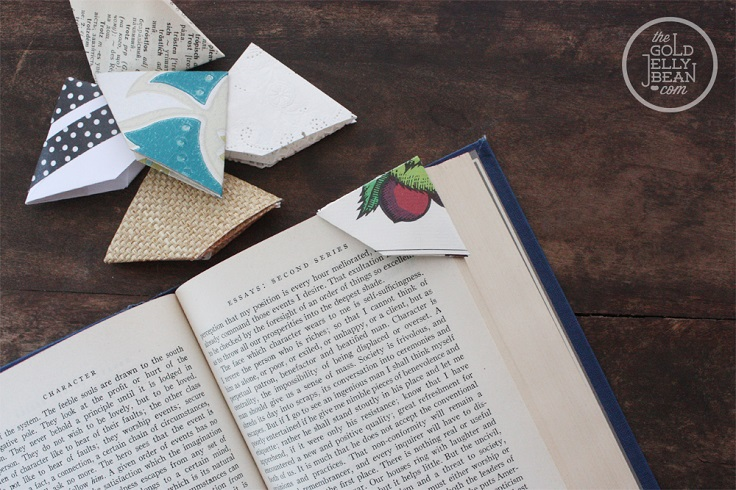 Origami-Bookmarks