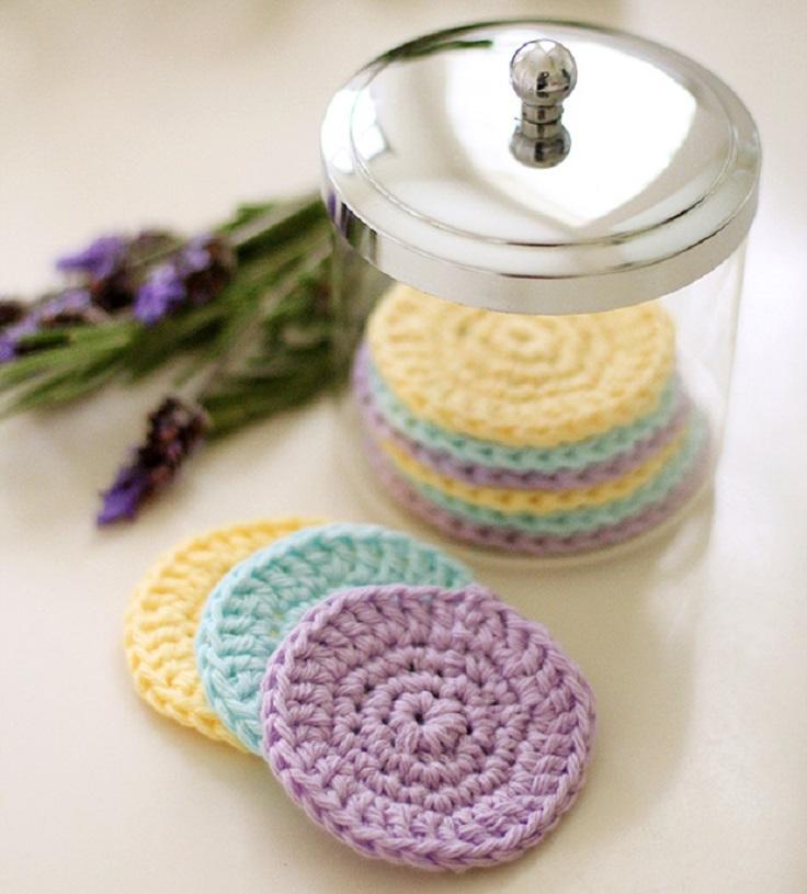 TOP 10 Free Dishcloths & Scrubbies Crochet Patterns