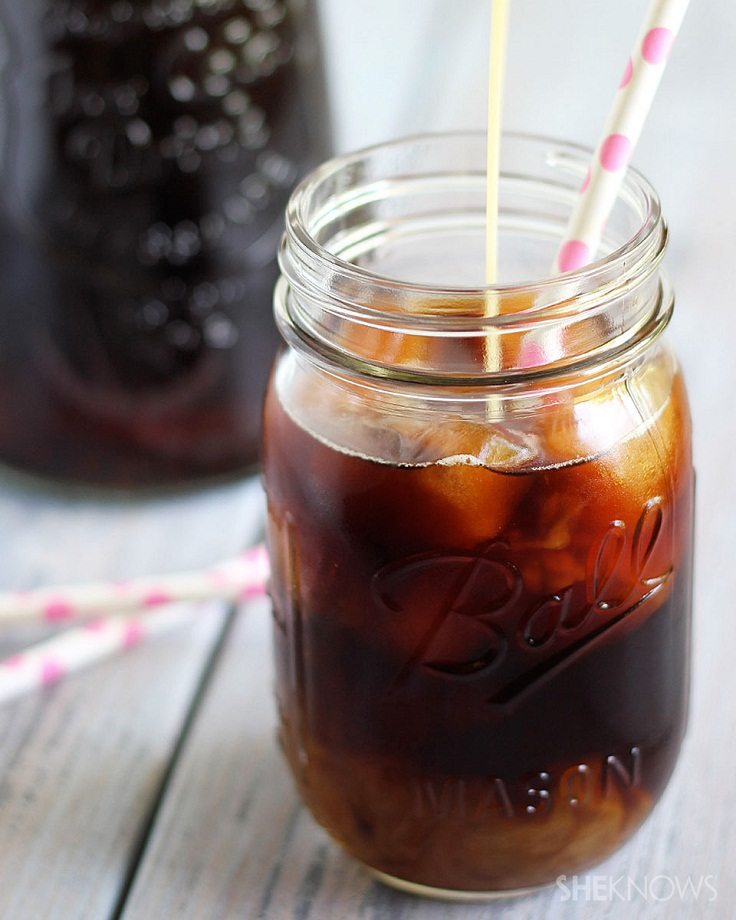 Iced Mexican Coffee Recipes — Dishmaps